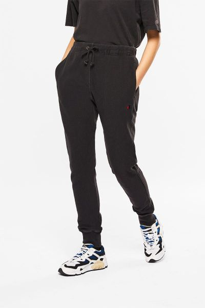 Champion Re:bound Reverse Weave Trackpant Washed Black AWERN WBC