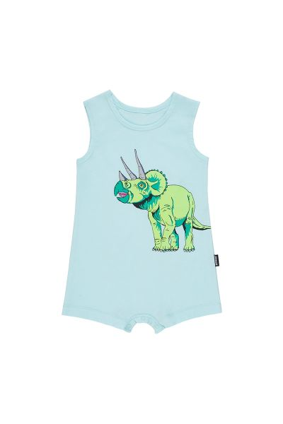 Bonds Stretchies Chestysuit Toby Triceratops BXR6A ZJ7