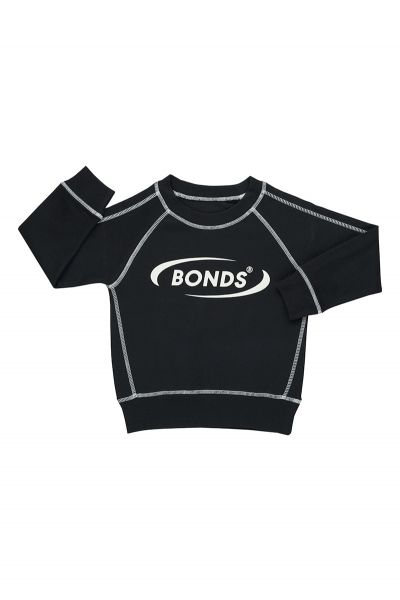 Bonds Outlet Kids Cool Sweats Pullover Almost Midnight