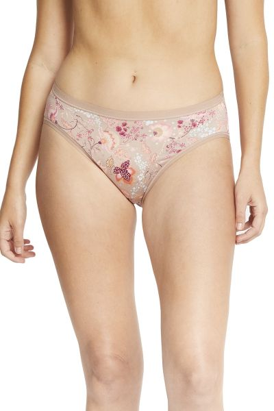 Bonds Outlet Barely There Micro Hi Cut Whimsical Garden