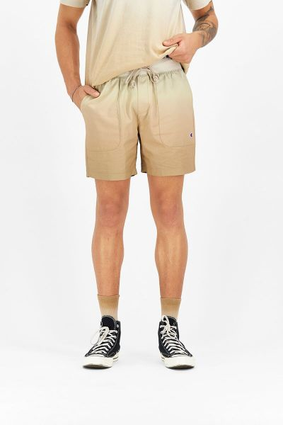 Champion Ombre Twill Shorts Country Walnut AW86N FW5