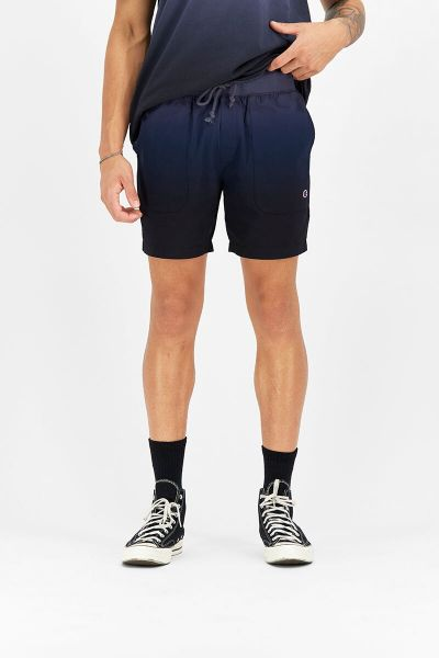 Champion Ombre Twill Shorts Peppercorn Grey AW86N FW6
