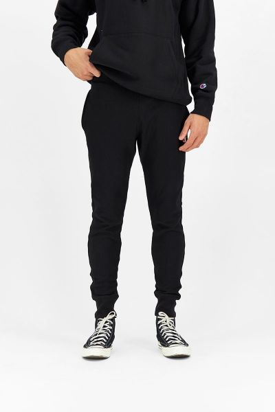 Champion Reverse Weave French Terry Joggers Black AWCMN BLK